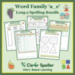 Word Family a_e Bundle