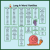 Long A Word Families