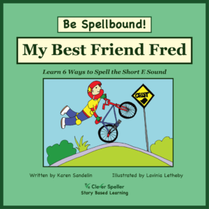 Phonics Picture Book Short E