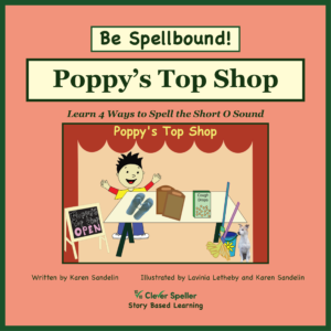 Phonics Picture Book Short O