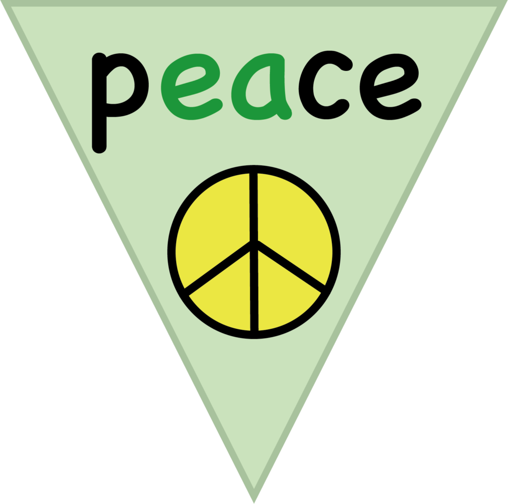 Peace Bunting