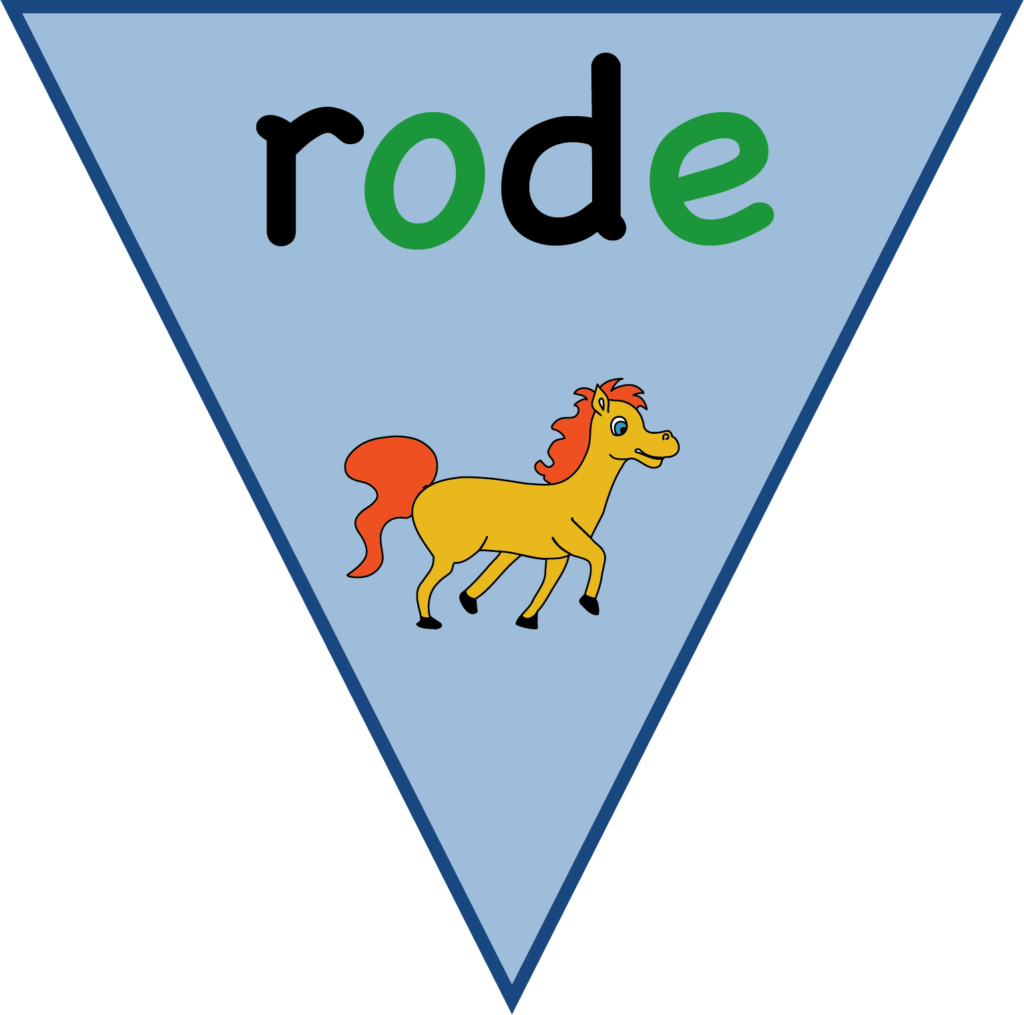 rode bunting