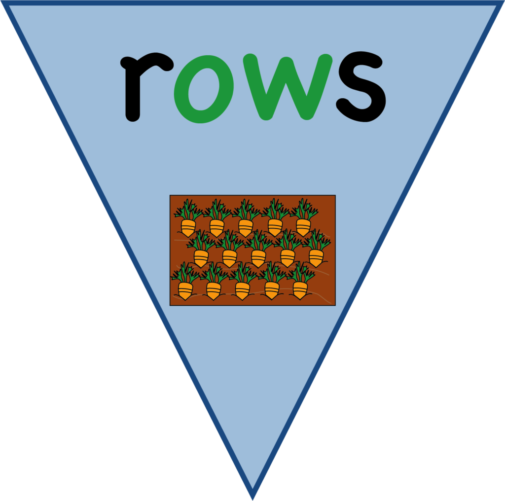 rows bunting