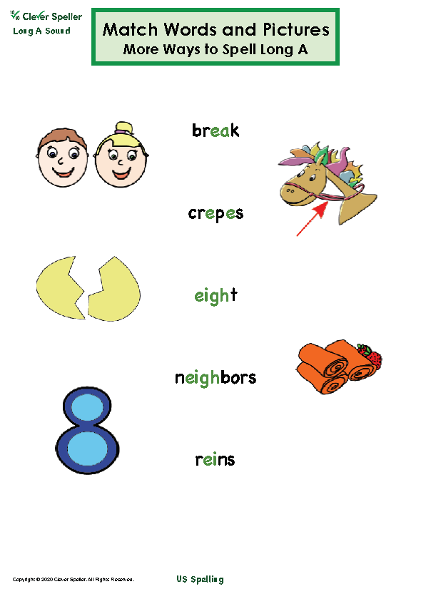 Long A Vowel Sound Matching Words and Pictures_Page_14