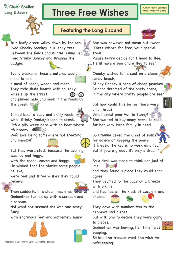 Long E Vowel Sound Matching Words and Pictures_Page_04