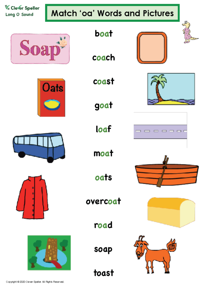 Long O Vowel Sound Matching Words and Pictures_Page_05