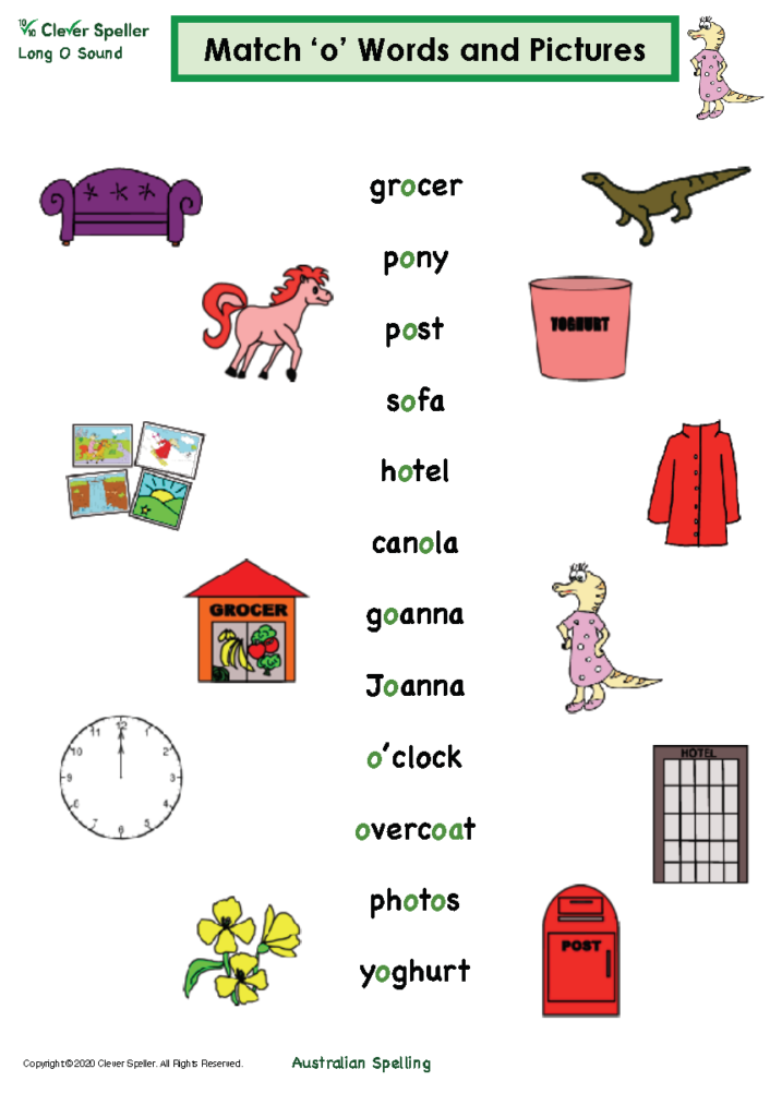 Long O Vowel Sound Matching Words and Pictures_Page_07