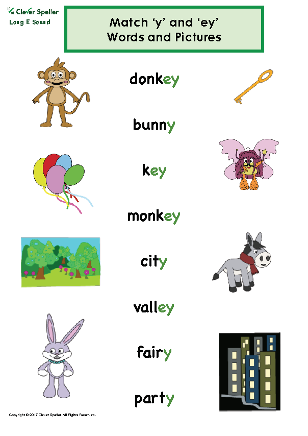 Long e Vowel Sound Matching Words and Pictures_Page_08