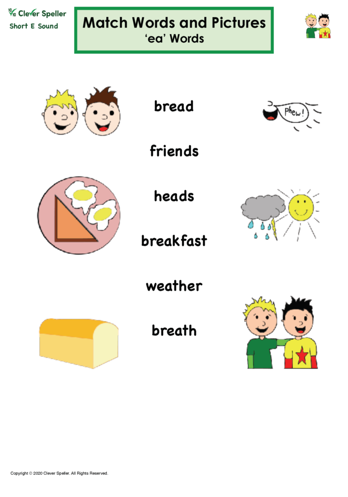 Short E Matching Words and Pictures Australian Spelling_Page_15