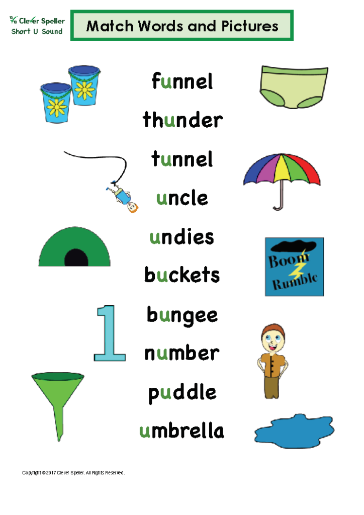 Short U Matching Words and Pictures_Page_10