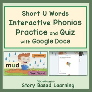 Interactive Phonics Google Docs