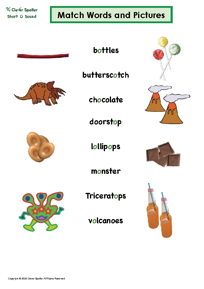 Short O Matching Words and Pictures_Page_11