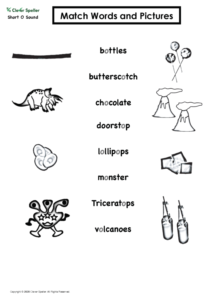 Short O Matching Words and Pictures_Page_12