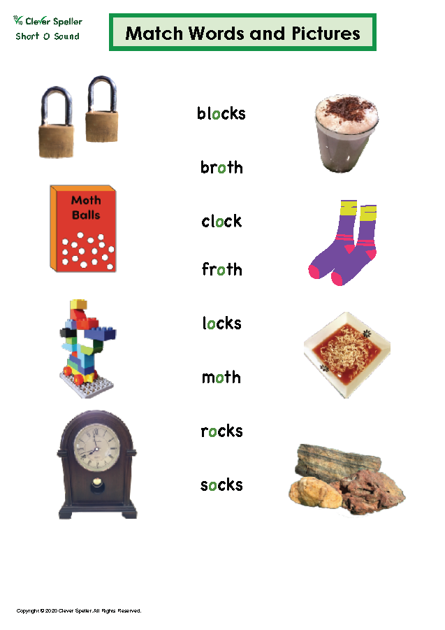 Short O Matching Words and Pictures_Page_13