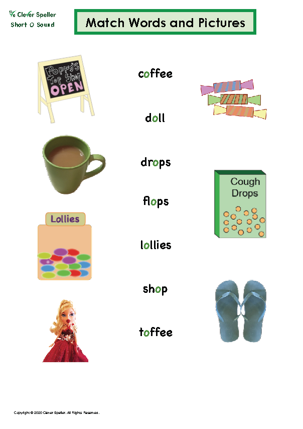 Short O Matching Words and Pictures_Page_15