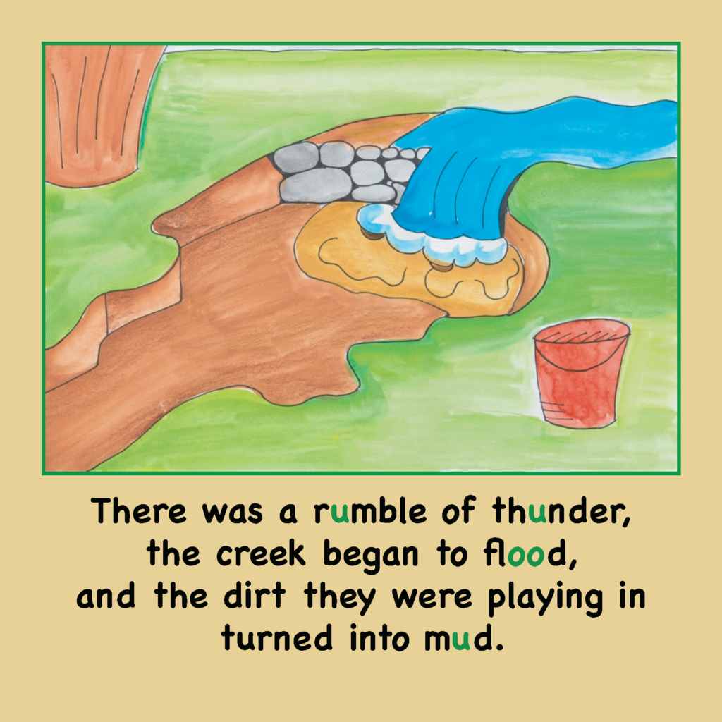 Stuck in the Mud Short U Phonics Story US Spelling_Page_09