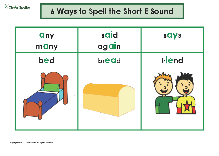 Ways to Spell Short Vowel Sounds Chart_Page_4