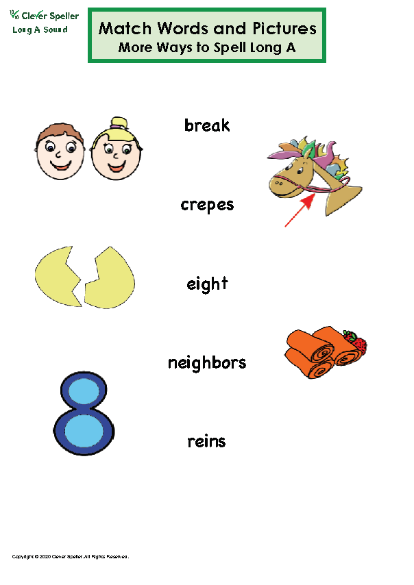 Long A Vowel Sound Matching Words and Pictures_Page_13