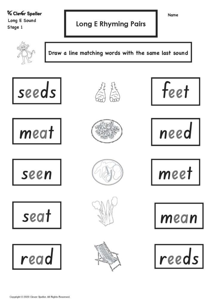 Long E Story Based Spelling Activities for Ages 4-10_Page_05