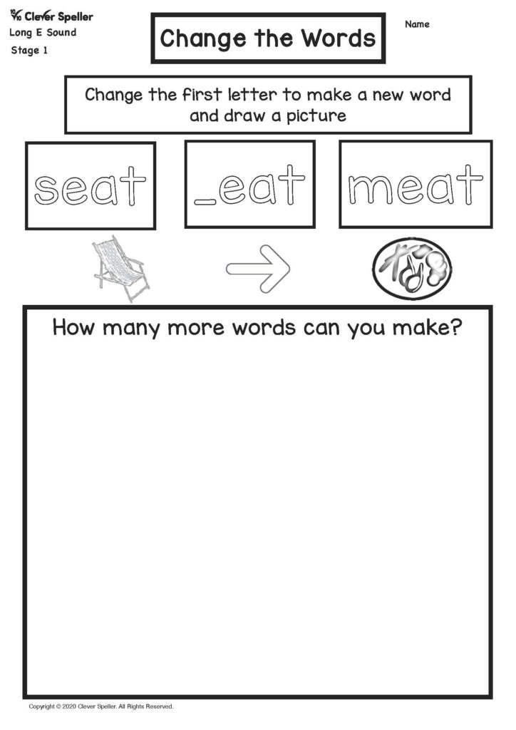 Long E Story Based Spelling Activities for Ages 4-10_Page_06
